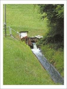 Riverbend Discharge Culvert into Mountain Island Lake